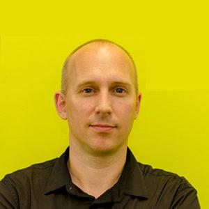 Roy Scheidsbach, afdelings- en projectmanager Royal HaskoningDHV