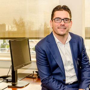 Johan Bredenbeek, bedrijfsleider voorbereiding ULC Installatietechniek